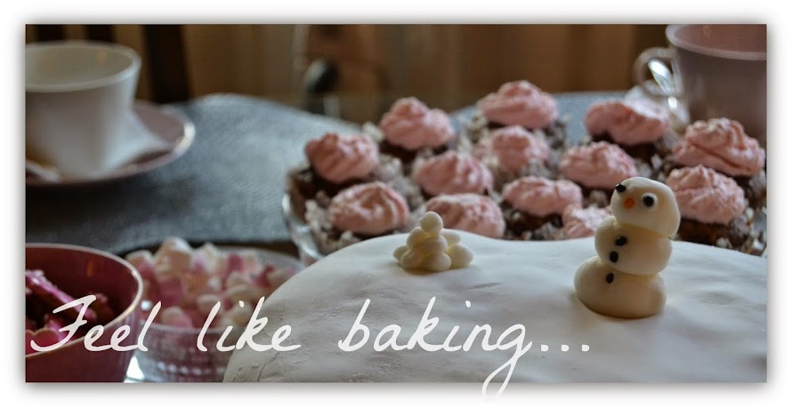 Feel like baking...♥