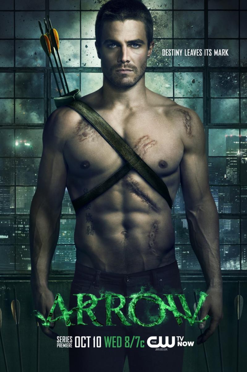 Arrow 1×14 Sub Español Online