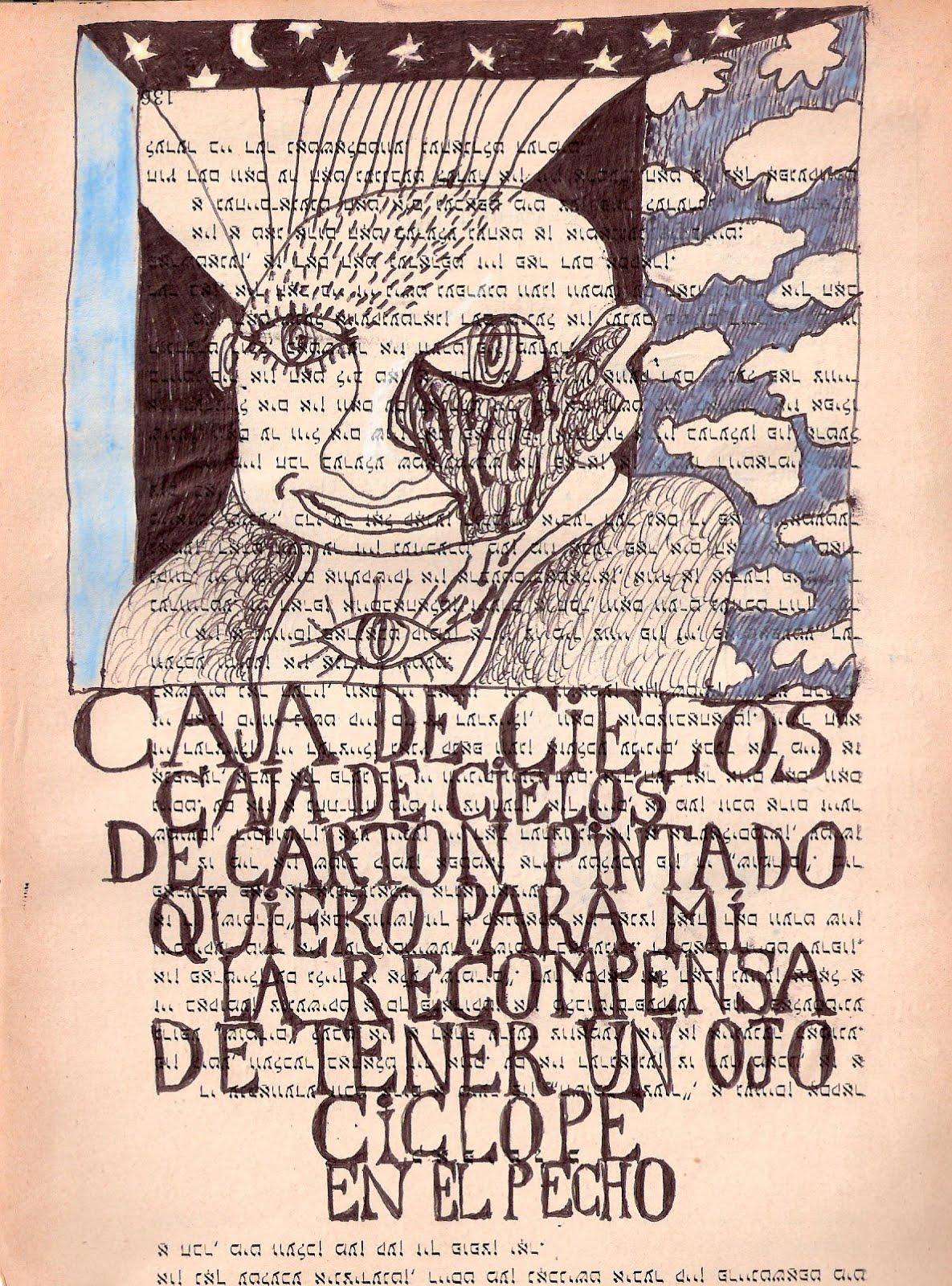 CAJA DE CIELOS