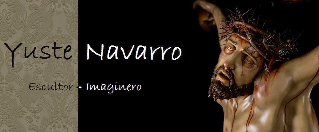ESCULTOR IMAGINERO. Antonio Jesús Yuste Navarro
