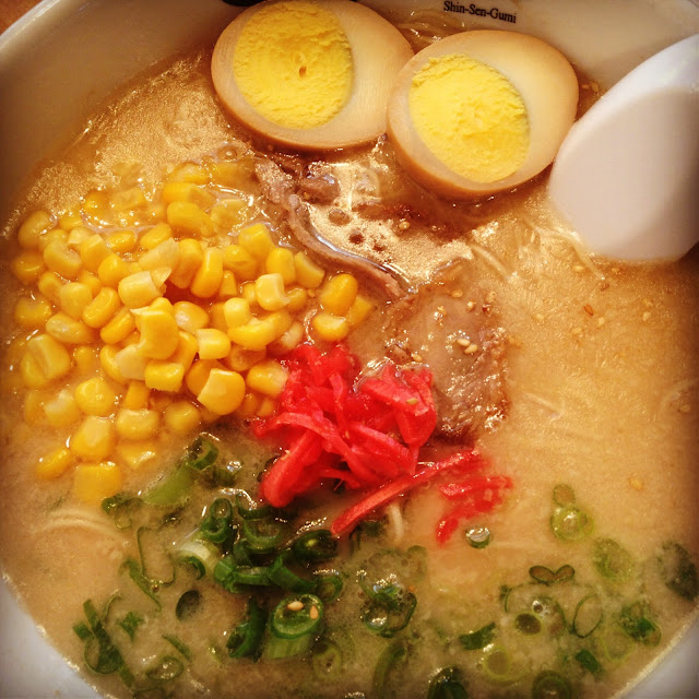 shin sen gumi ramen