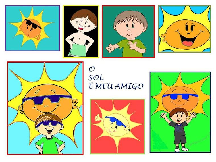 O Sol é meu amigo