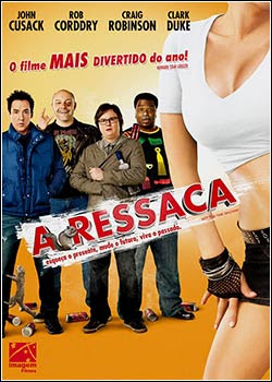 Download - A Ressaca DVDRip - AVI - Dual Áudio