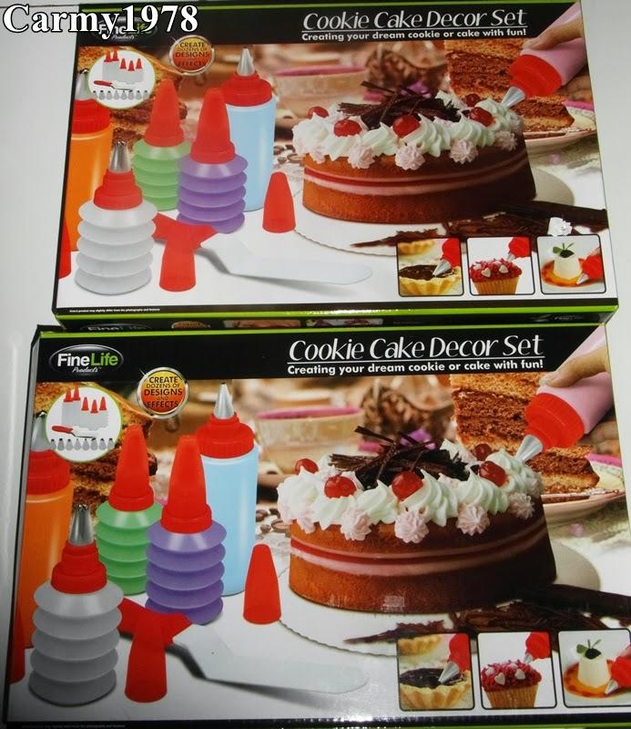 Cake-Design-Set