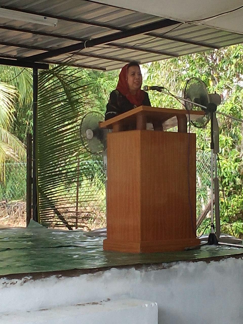 GAMBAR Sekitar Perkampungan Belia Islam Bekenu di Kampung Jambu Bungai Bekenu anjuran JAKIM cawangan Sarawak Unit Miri Pejabat Agama Islam Bahagian Miri JAIS dan Persatuan Ahli Sunnah Wal Jamaah ASWAJA Sarawak