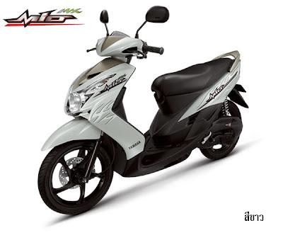 Harga Motor Terbaru Yamaha MIO Mei 2013