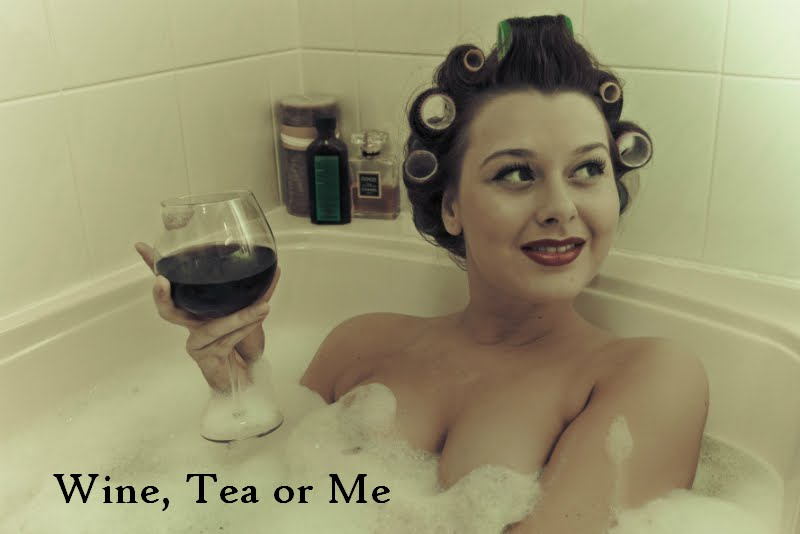 Wine, Tea or Me
