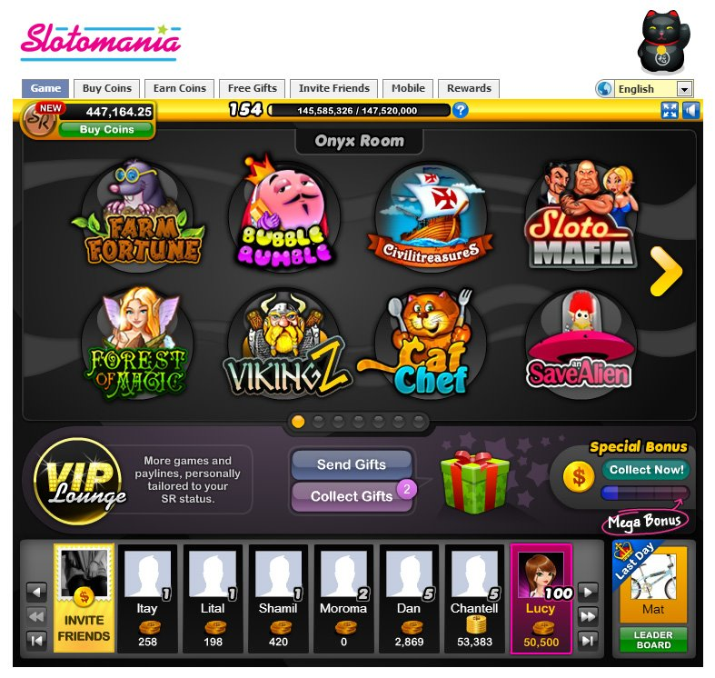 Slotmania Slot Machine