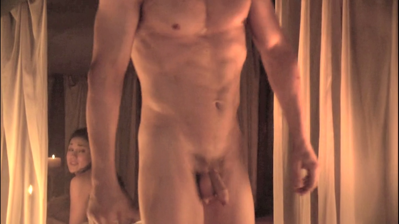 Sexy men frontal nudity