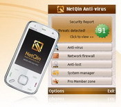 NetQin Mobile Anti-virus 4.0 for Symbian released