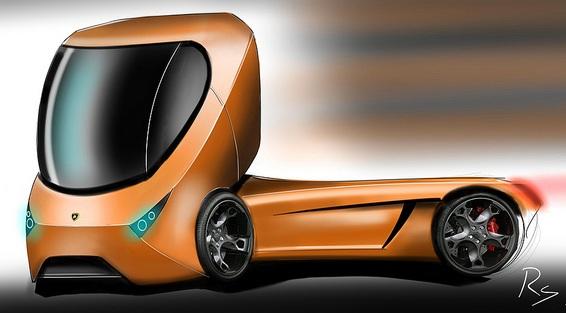 Lamborghini Truck Concept Lamborghini Truck