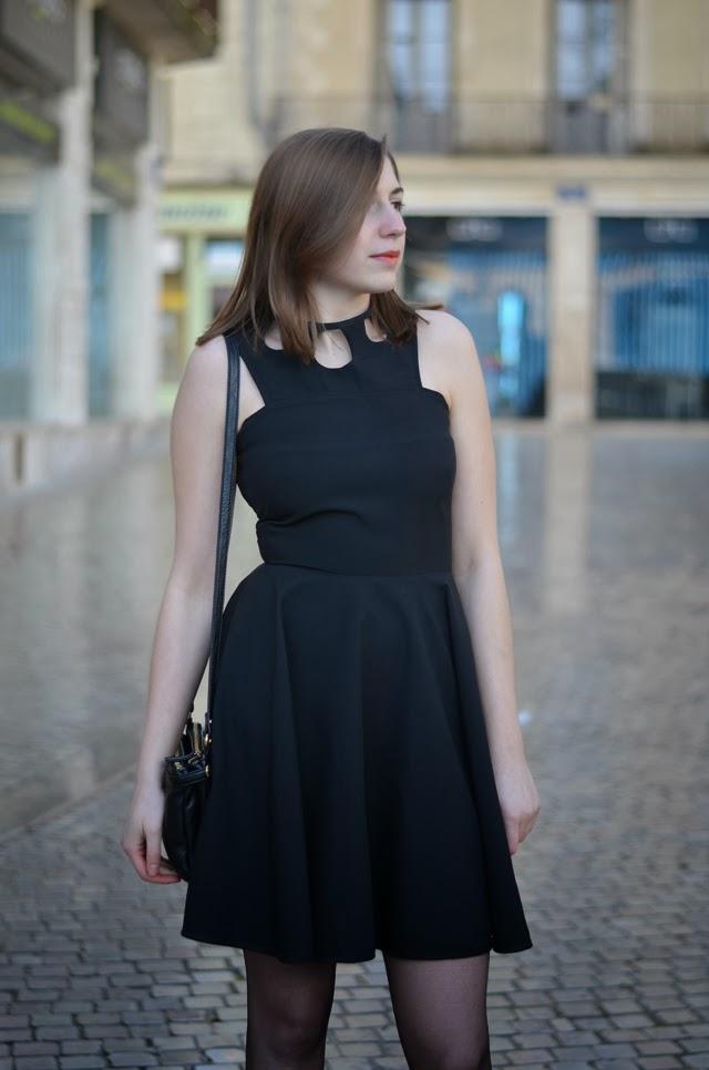 jvelez couture la petite robe noire lprn robe créateur