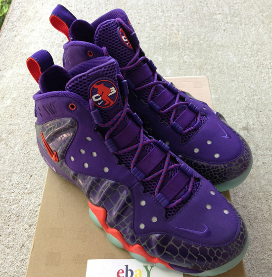 nike 3.0 charles barkley posite shoes