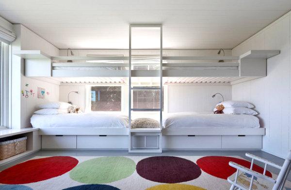 Aneka ide Model Tempat Tidur Bayi Minimalis 2015 yang indah