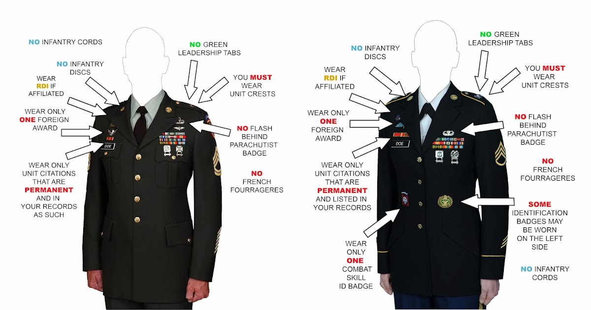 Asu Classroom Design Guidelines ~ Army da photo guide what to wear official d a photograph