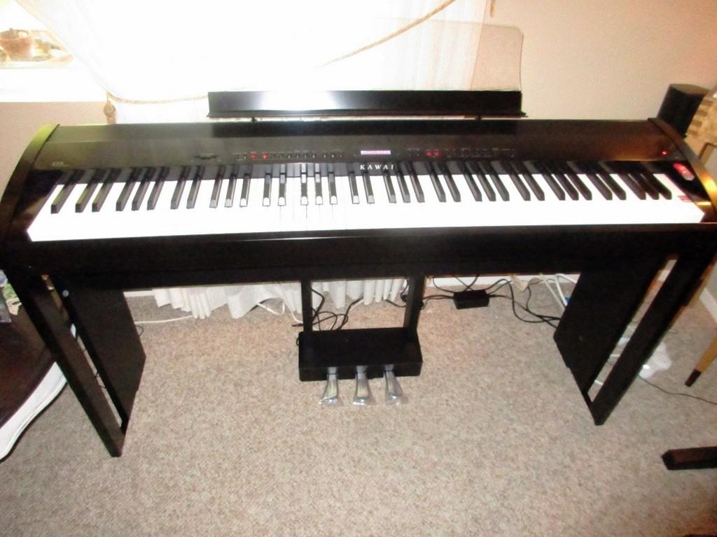 Az Piano Reviews Review Kawai Es8 Digital Piano Recommended Top Portable Model Low