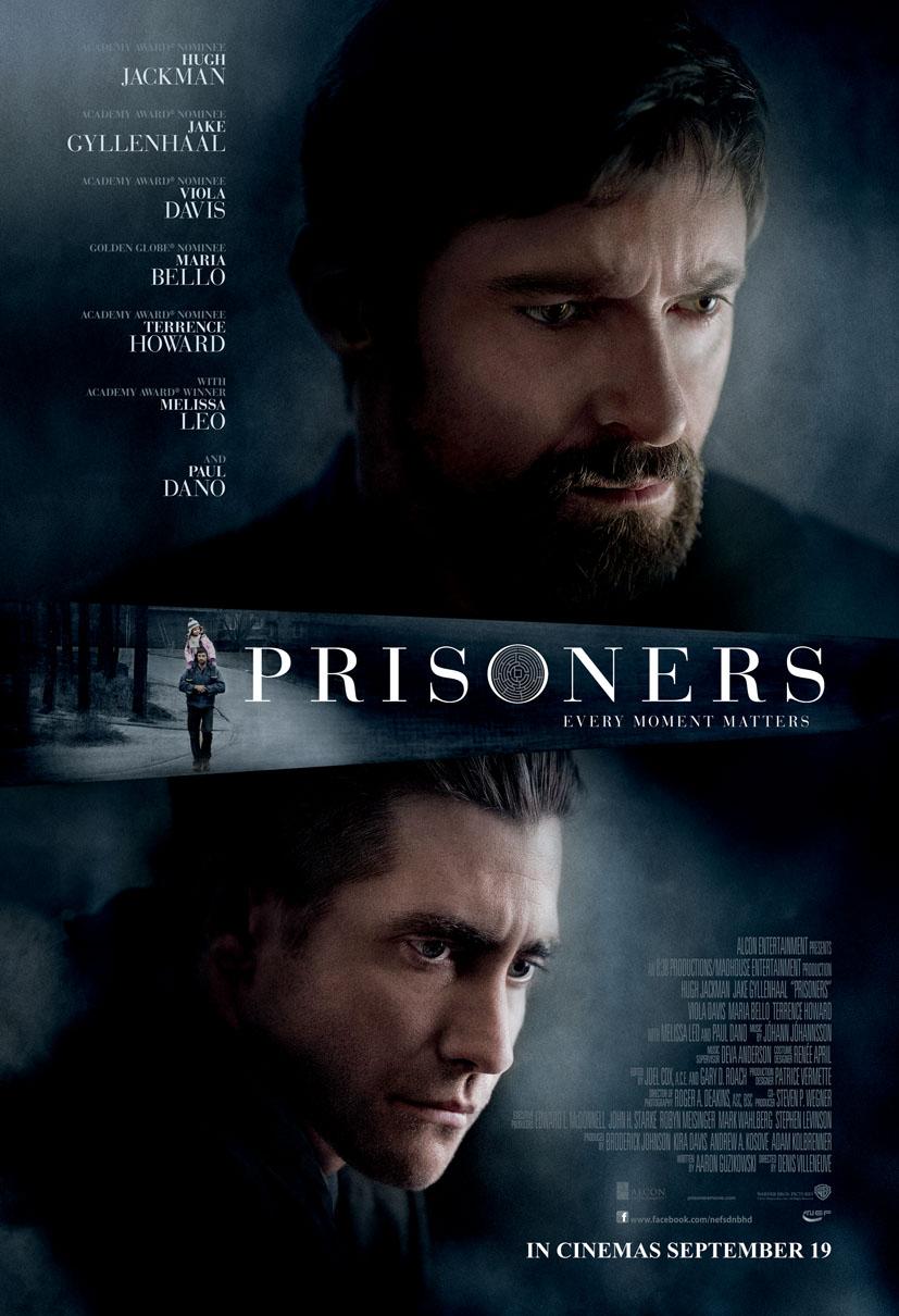 Prisoners (2013) | Movie review | ColourlessOpinions.com™