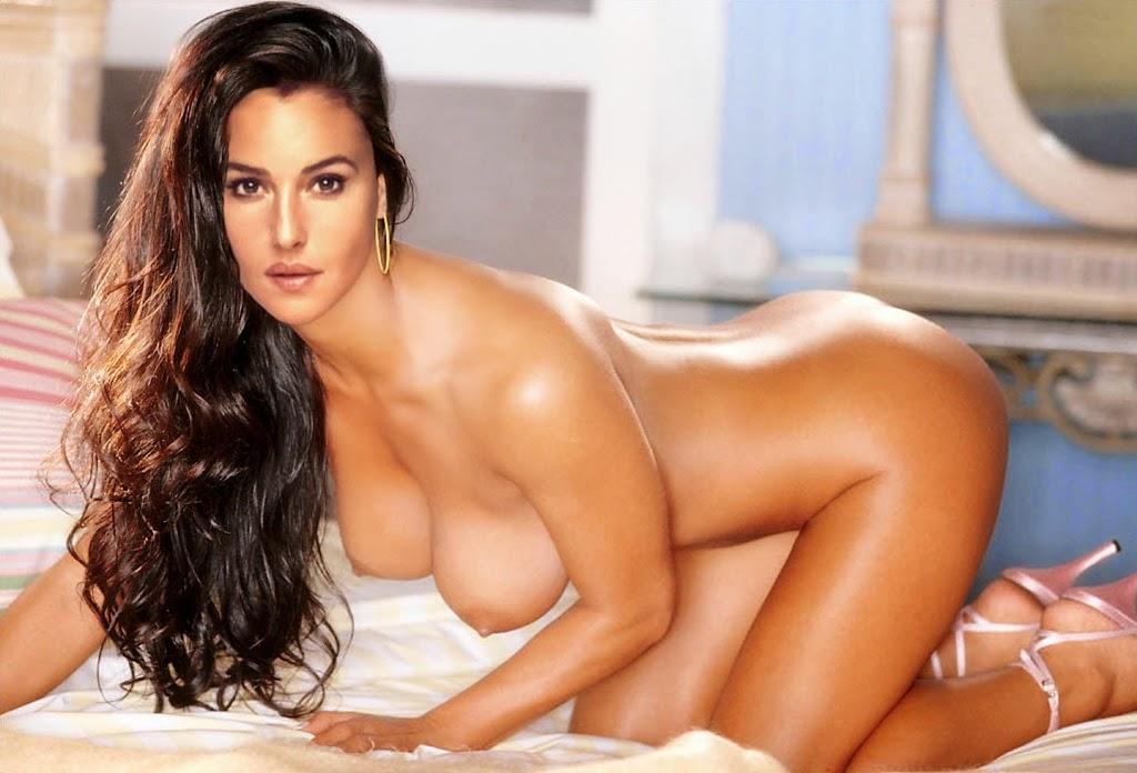 Nackt Bilder : Monica Bellucci Nude Images   nackter arsch.com