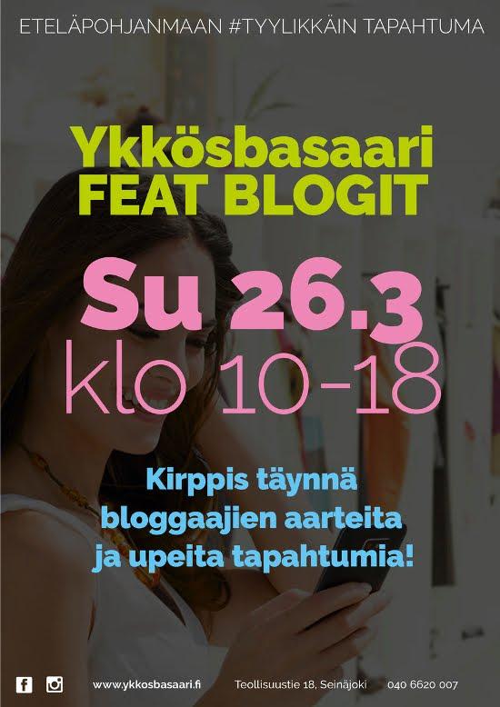 Ykkösbasaari feat blogit