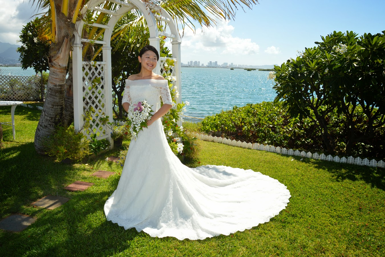 Pretty Chinese Bride