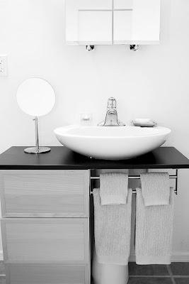 hacer mueble bajo lavabo