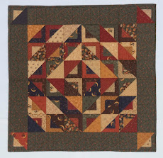 New Moon Charm Quilt