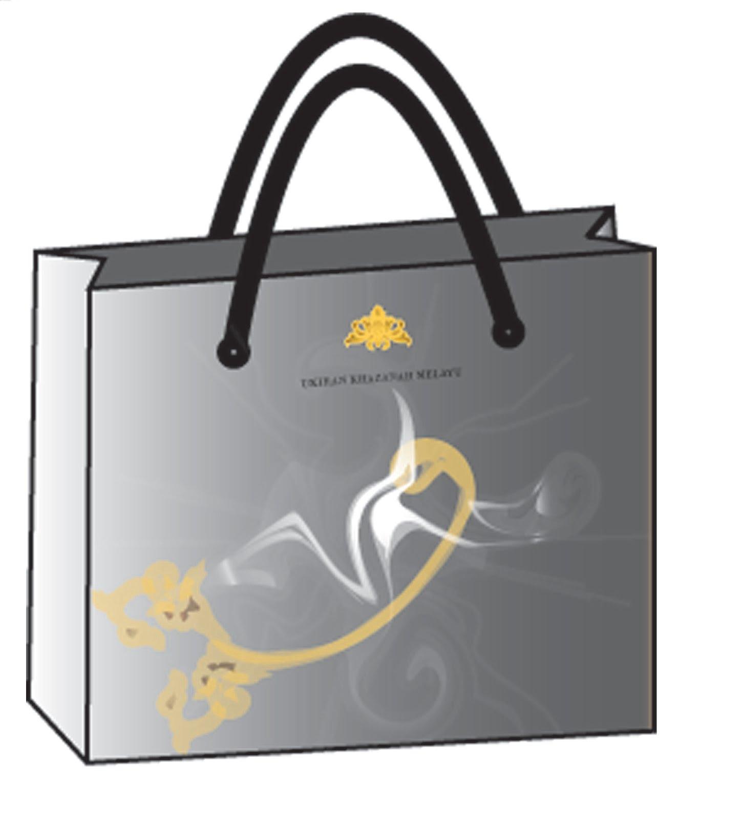 graphic design  design paper bag