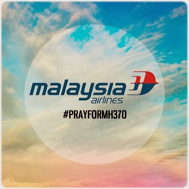 Pray4MH370 10 MAC 2014