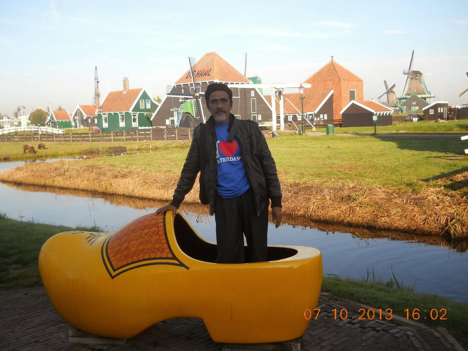 Zaanse Schan Amsterdam Holland