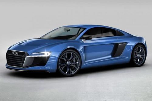 Noul model al celor de la Audi R8 2015