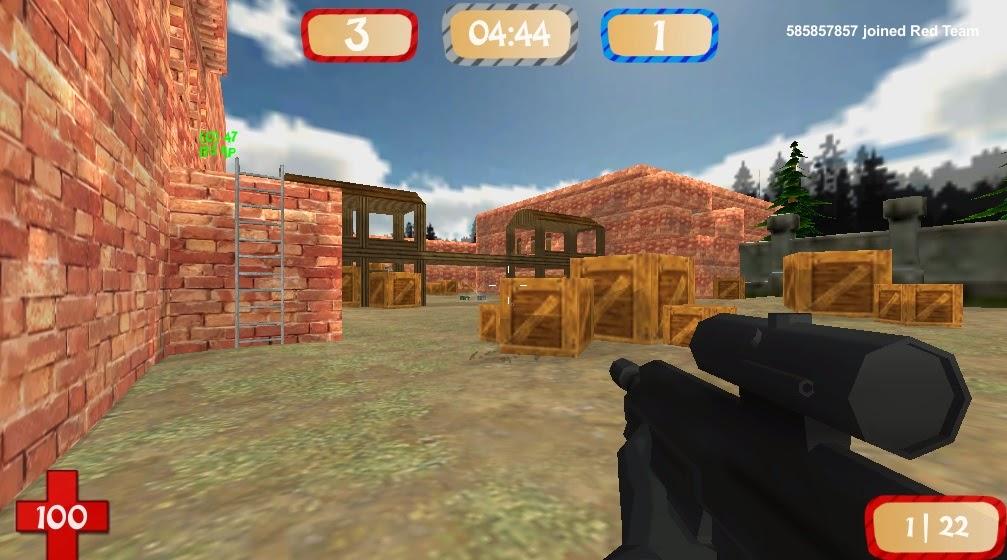 jogo de navegador parecido com counter strike