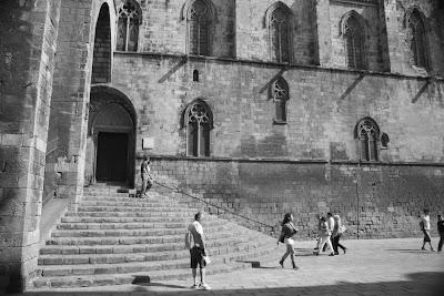 Plaça del Rei in Barcelona