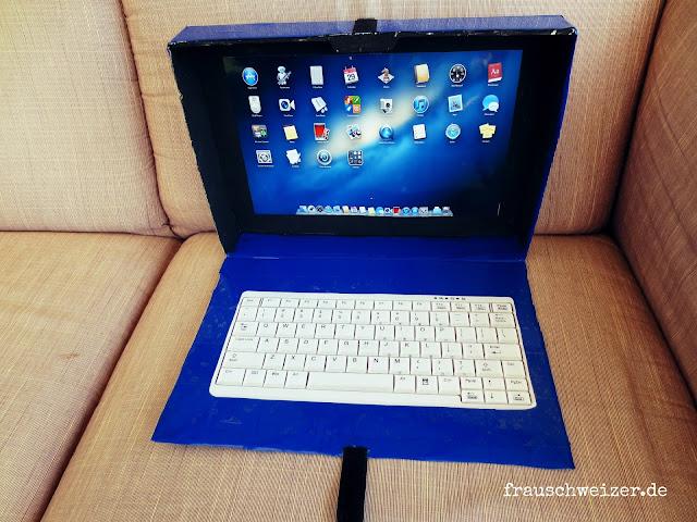 DIY: Kinder Laptop selber bauen 4