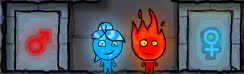 Fireboy and Watergirl 3: Ice Temple Nivel
