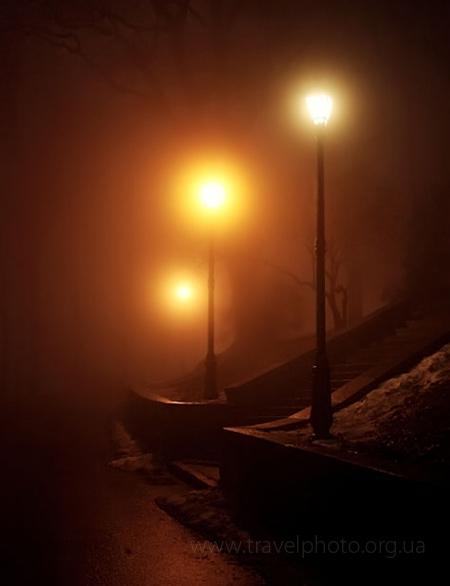 Как красиво фотографировать туман