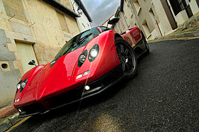 Car Name : Pagani Zonda C12 F