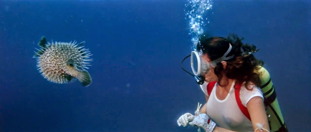 movie the deep Jacqueline bisset