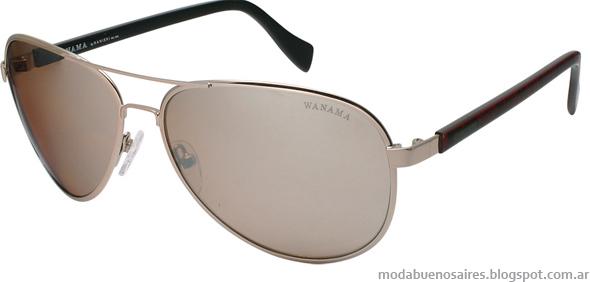 Wanama anteojos de sol 2013 moda