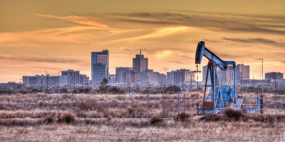 America's richest city is now Midland Texas