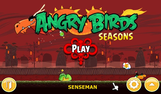Angry Birds season 2.2 the year of dragon Games