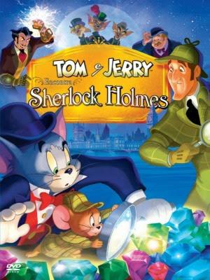 Tom Và Jerry Gặp Sherlock