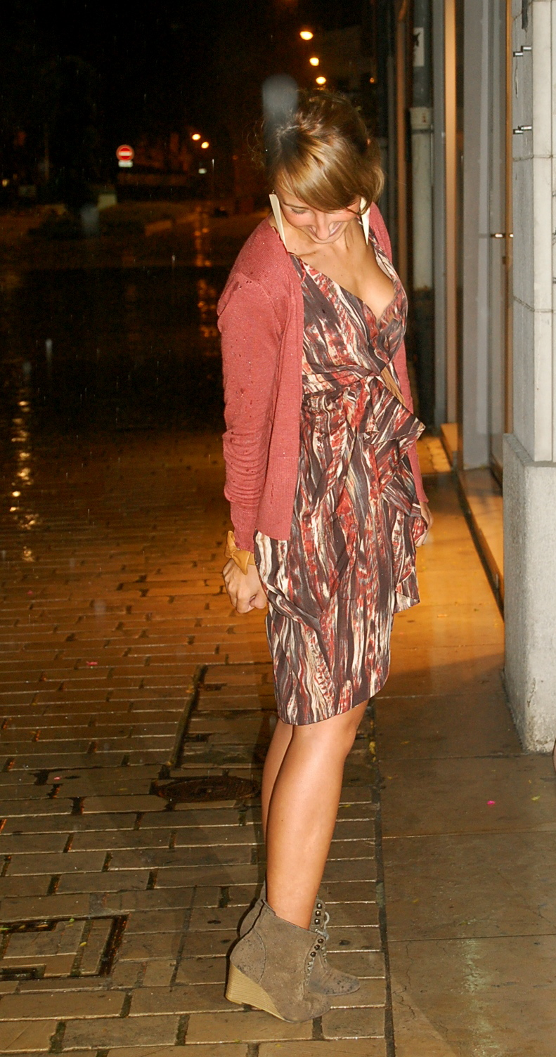 robe h&m style isabel marant