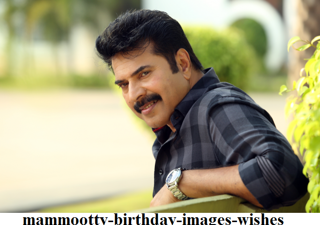 Malayalam actor Mammootty