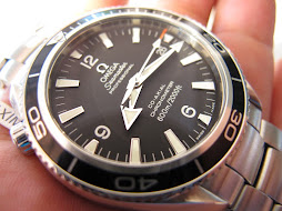 SOLD OMEGA SEAMASTER PROFESSIONAL aka OMEGA PLANET OCEAN - CO AXIAL CHRONOMETER 600M