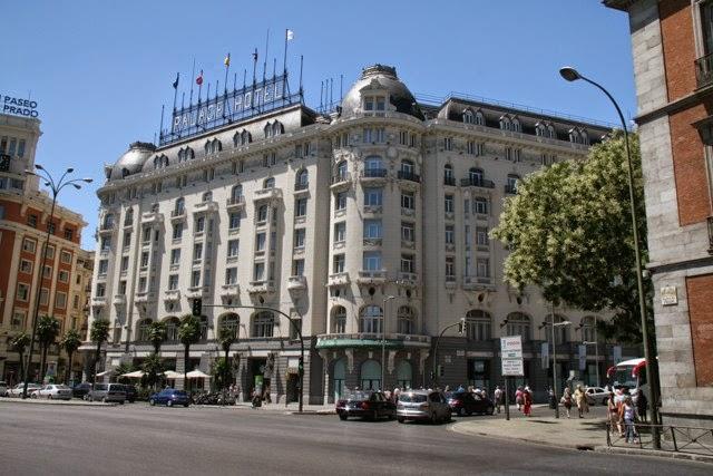ocupacion hotelera Madrid