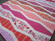 Free pattern! new wave quilt