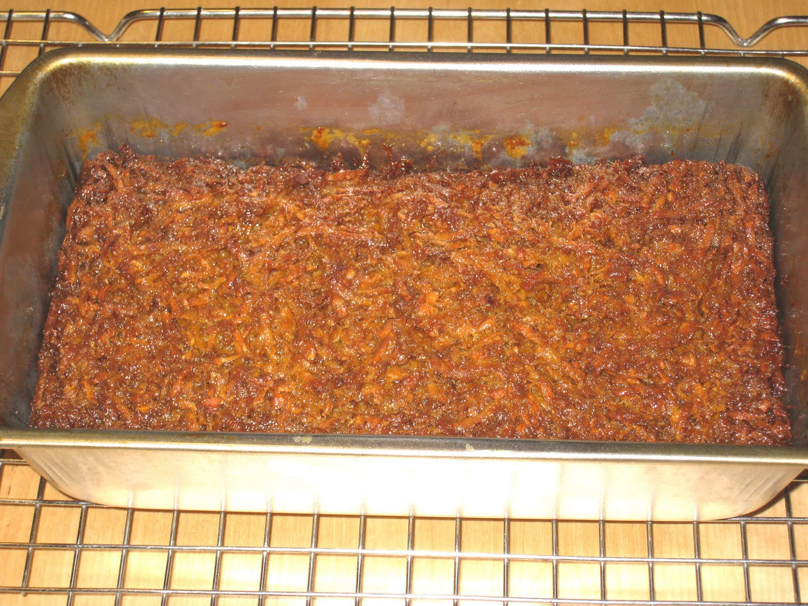 Cooking without a Net: Sweet Potato Pone