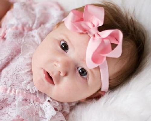 Photo d'un bébé