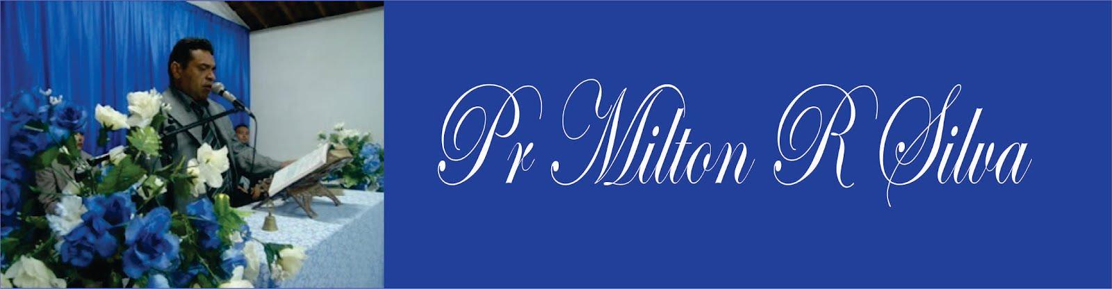 Pr. Milton R.Silva