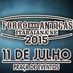 FORRÓ DAS ANTIGAS 2015